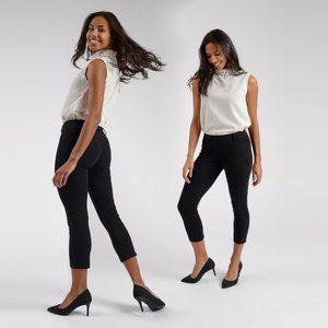 betabrand ∙ crop classic dress pant yoga pants